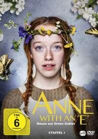 Anne with an E Staffel 1, DVD