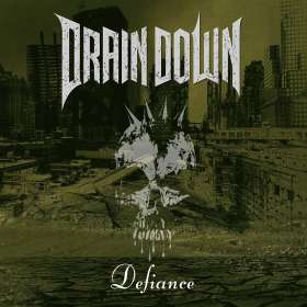 Drain Down: Defiance, CD