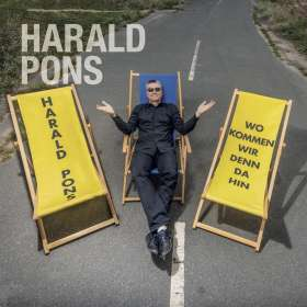 Harald Pons: Wo kommen wir denn da hin, CD