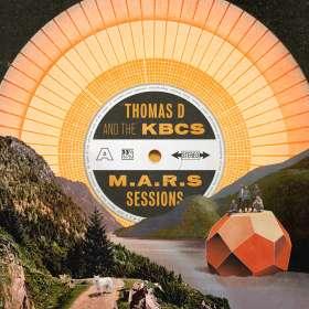 Thomas D & The KBCS: M.A.R.S. Sessions, CD