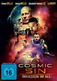 Edward Drake: Cosmic Sin - Invasion im All, DVD