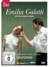Emilia Galotti (2008), DVD