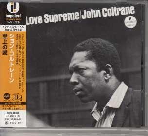 John Coltrane (1926-1967): A Love Supreme (UHQCD/MQA-CD), CD