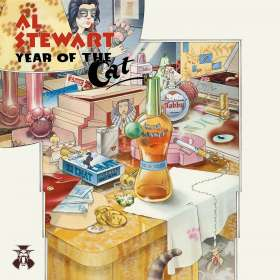 Al Stewart: Year Of The Cat, CD