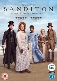 Charles Sturridge: Sanditon (Jane Austen) (2019) (UK Import), DVD