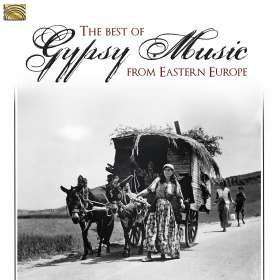 The Best Of Gypsy Music From Eastern Europe, CD
