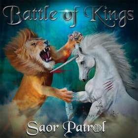 Saor Patrol: Battle Of Kings, CD