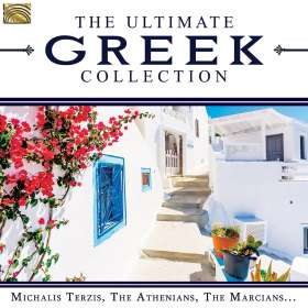 The Ultimate Greek Collection, CD