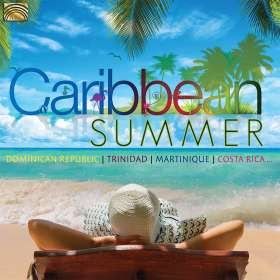 Caribbean Summer, CD