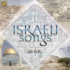 Shir: Israeli Songs, CD