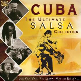 Cuba-Ultimate Salsa Collection, 2 CDs