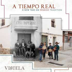 Vigüela: A Tiempo Real-A New Take On Spanish Tradition, 2 CDs