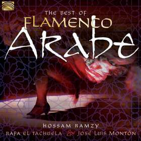 The Best Of Flamenco Arabe, CD