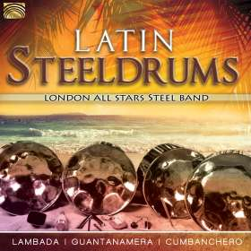 London All Stars Steel Band: Latin Steeldrums, CD