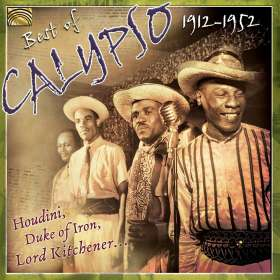 Best Of Calypso-1912-1952, CD
