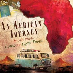 An African Journey: Music From Cairo To Cape Town, CD
