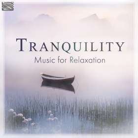 Tranquility-Music For Relaxtion, CD