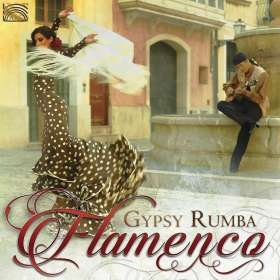 Gypsy Rumba Flamenco, CD