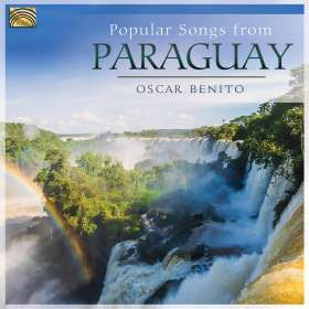 Oscar Benito: Popular Songs From Paraguay, CD