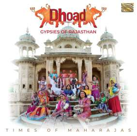 Dhoad - Times Of Maharajas, CD