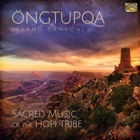 Öngtupqa: Öngtupqa-Sacred Music of the Hopi Tribe, CD