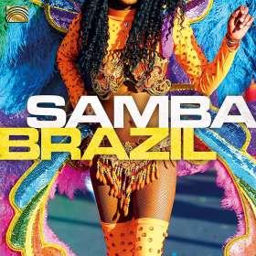 Samba Brazil, CD