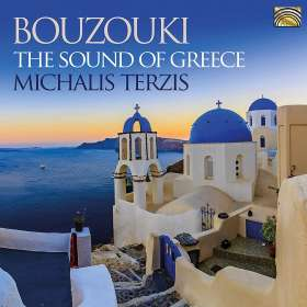 Michael Terzis: Bouzouki - The Sound of Greece, CD