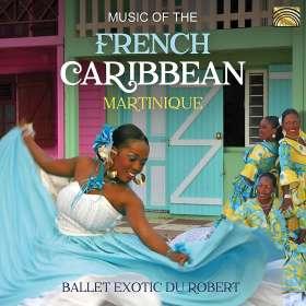 Karibische Klänge aus Martinique, CD