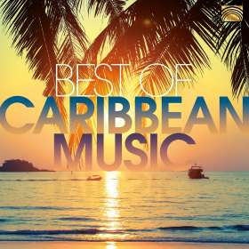 Best Of Caribbean Music, CD