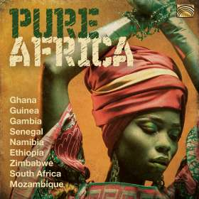 Pure Africa, CD