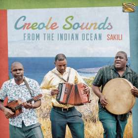 Sakili: Creole Sounds from the Indian Ocean, CD