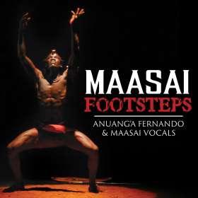 Anuang'a Fernando/Maasai Vocals: Maasai Footsteps, CD