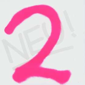 Neu!: Neu! 2, CD