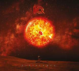 IQ: Resistance, CD
