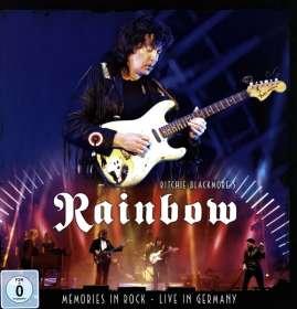 Ritchie Blackmore: Memories In Rock - Live In Germany 2016 (Deluxe-Earbook), 2 CDs
