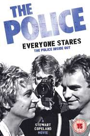 The Police: Everyone Stares: The Police Inside Out, DVD