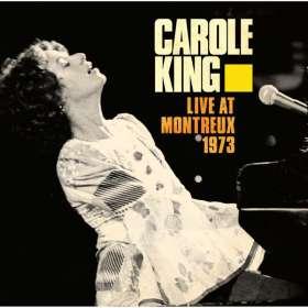 Carole King: Live At Montreux 1973, CD