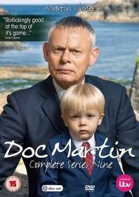Doc Martin Season 9 (UK-Import), DVD