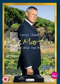Doc Martin Season 1-9 (UK Import), DVD