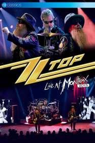 ZZ Top: Live At Montreux 2013 (EV Classics), DVD