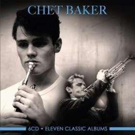 Chet Baker (1929-1988): Eleven Classic Albums, CD