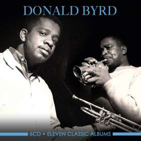 Donald Byrd (1932-2013): Eleven Classic Albums, CD