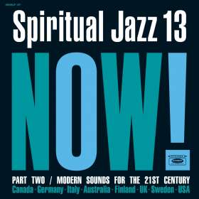 Spiritual Jazz Vol.13: NOW Part 2, CD