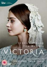 Victoria Season 1-3 (Blu-ray) (UK Import), BR