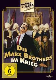 Marx Brothers im Krieg, DVD