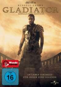 Ridley Scott: Gladiator (1999), DVD