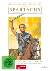 Spartacus (1960) (Special Edition), 2 DVDs