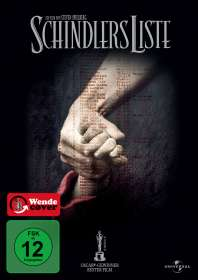 Schindlers Liste, 2 DVDs