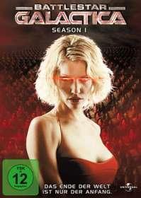 Battlestar Galactica Season 1, DVD