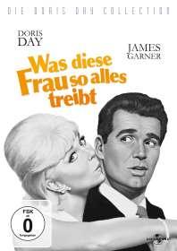 Norman Jewison: Was diese Frau so alles treibt, DVD